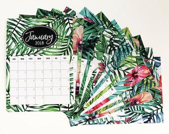 2018 Desk Calendar - GONE TROPPO