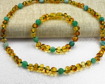 Baltic amber, Amber teething necklace, Baltic amber teething necklace, Baby amber bracelet, Amber necklace, Baltic Amber Baby Necklace