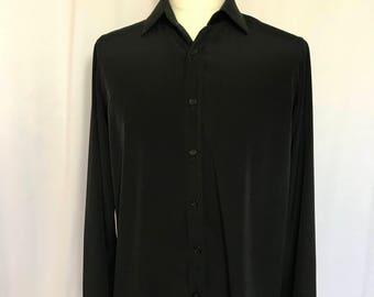 Shirt for Man Black