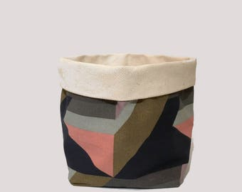 triangles / utensilo, storage, storage bin, fabric basket, fabric box, storage basket, home organisation