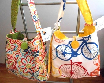 On-the-Go Summer Hobo Bags Made to Order