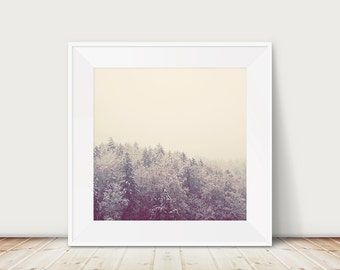 snow photograph tree photograph mountains photograph winter photograph alps photograph travel photography snow print tree print