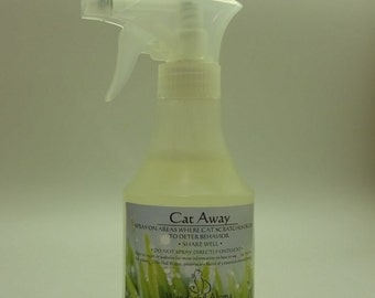 Cat Away Spray                                                                                                      for Furniture Protection