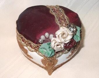 Pincushion Heart