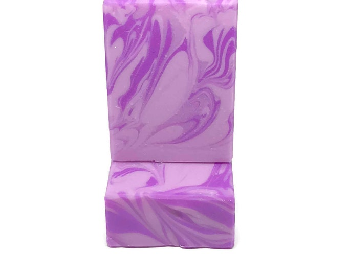 Mesmerized Vegan Handmade Bath Soap Bar