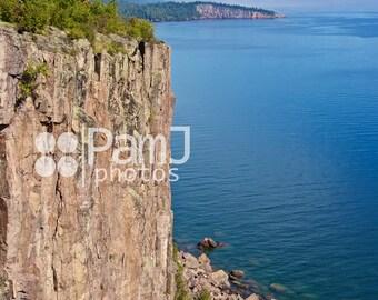 Palisade Head and Shovel Point, North Shore, State Park, Lake Superior, Nature Photography, Minnesota Wall Art