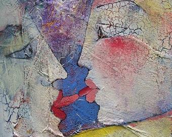 Original Painting,  New York Chicago (Award Winning)