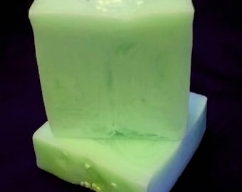 Margarita Lime Goat Milk Soap, Gift For Him, Gift For Her, Moisturizing