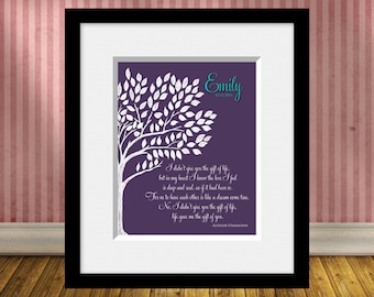 ADOPTION Wall Art Print, Adoption Art, Adoption Print, Nursery Decor