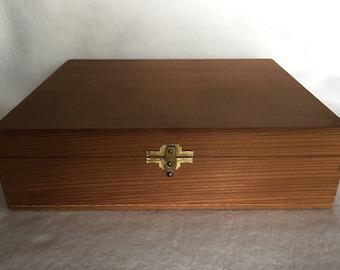 Vintage House of Windsor Cigar Box