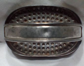 Vintage Palm Cheese Grater