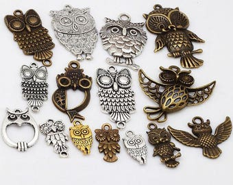 origami owl charms etsy