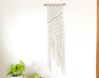 Macrame Wall Art, Woven Wall Hanging, Jungalow Style, Macrame Wall Hanging, Woven Decor, Weaving Wall Hanging, Macrame Decor, Minimal Style