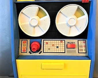 Awesome Vintage Playskool Play and Learn Computer