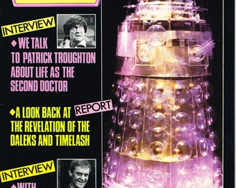 Doctor Who Magazine -  # 102   -   1985