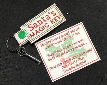 Magical Santa Keys