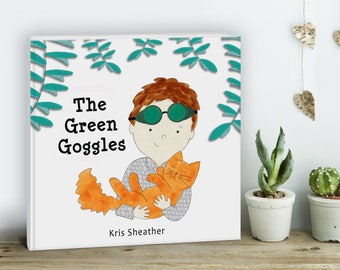The Green Goggles children's picture book gift