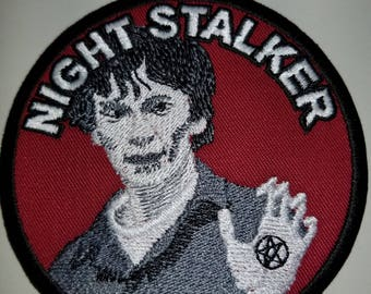 Night Stalker Richard Ramirez Embroidered Patch