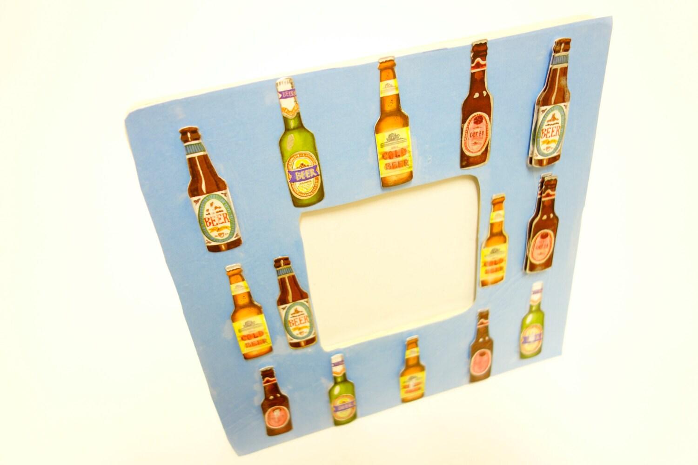 marco de cerveza, etiquetas de cerveza, marco de cerveza, varias ...