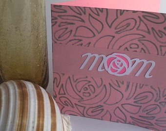 Mom card, mothers day card, card for mom, mom birthday card, mom gift , gift for mom, mothers day gift, gift for her