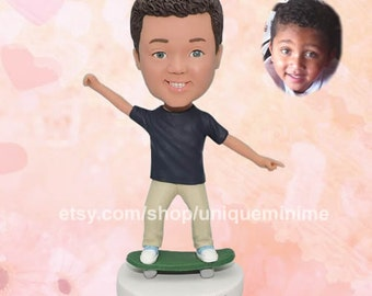 Birthday gift, birthday gifts for brother, birthday gift for brother,Custom Bobblehead dolls