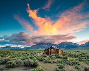 Home On The Range | Eastern Sierra, California