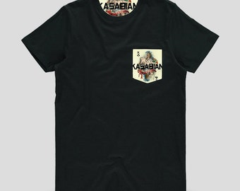 Kasabian - Empire Album Cover Printed Adult T Shirt