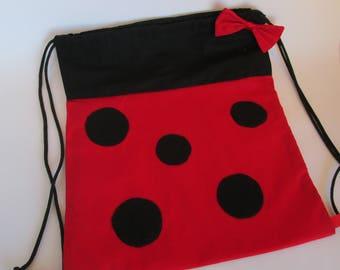 Backpack child - Ladybug