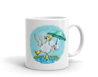 Spring Duck Mug
