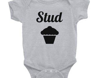Stud Muffin Infant Bodysuit