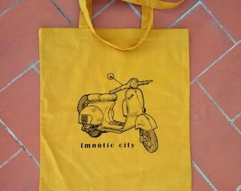 IMNÒTIC CITY. Feel a nostalgic breeze on your face!