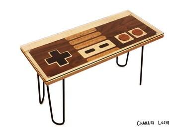 8-bit Retro Gaming Occasional Table
