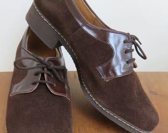 Er Fleur-daim Caste - Chaussures Pour Les Femmes, Couleur Marron, Taille 38