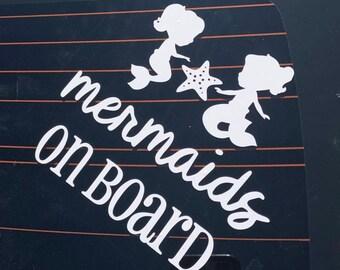 Mermaids on Board!