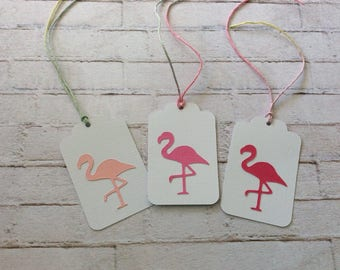 Flamingo party, Flamingo birthday party, Tropical party, Pink Flamingo, Favor tags, Lets Flamingle, Flamingo birthday, Flamingo decorations