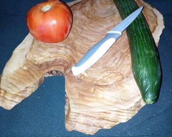 Handmade Olive Wood Cutting Board