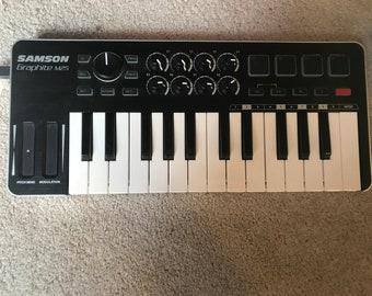 Samson MIDI Piano