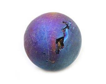 Saharan Cobalt Aura Sphere