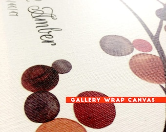 Rolled Canvas or Gallery Wrap Canvas upgrade