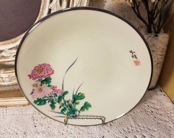 Toyo large floral rice bowl