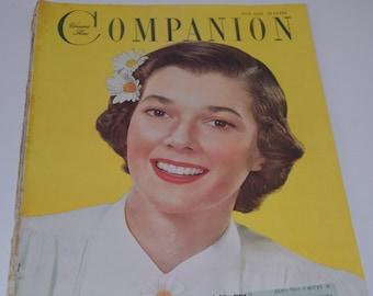 Vintage June 1948 Woman's Home Companion Magazine