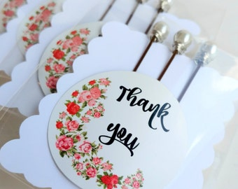 Thank You Gift, Hostess Gift, Teacher Gift, Babysitter Gift, Wedding Thanks, Pearl Hairpins,Bridal Thank You,Bridesmaid Thanks,Coworker Gift