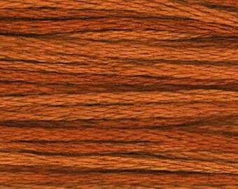 1228 Pecan - Weeks Dye Works 6 Strand Floss