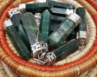 Emerald Pendant (12pc)