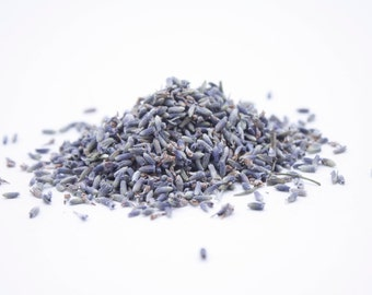 Lavender flowers dried for the manufacture of spray of lavender for making savon•DIY bain•Fleurs