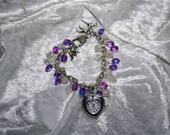 Greyhound wristwatch