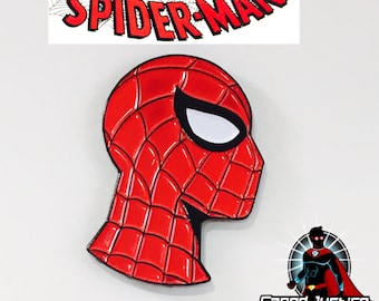 Marvel Comics Spider-Man Enamel Pin