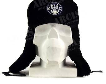 "Original Polish Poland Army Winter Hat. Cold weather army field cap ""ushanka"""