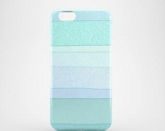 Polkadot Madness phone case, iPhone X, iPhone 8, iPhone 7, iPhone 7 Plus, iPhone SE, iPhone 6/6S, iPhone 5/5S / illustrated iPhone case