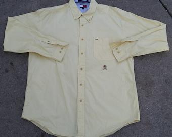 Vintage Tommy Hilfiger Button Up shirt